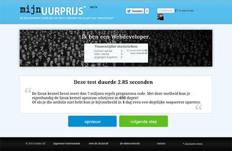 mijnuurprijs.nl